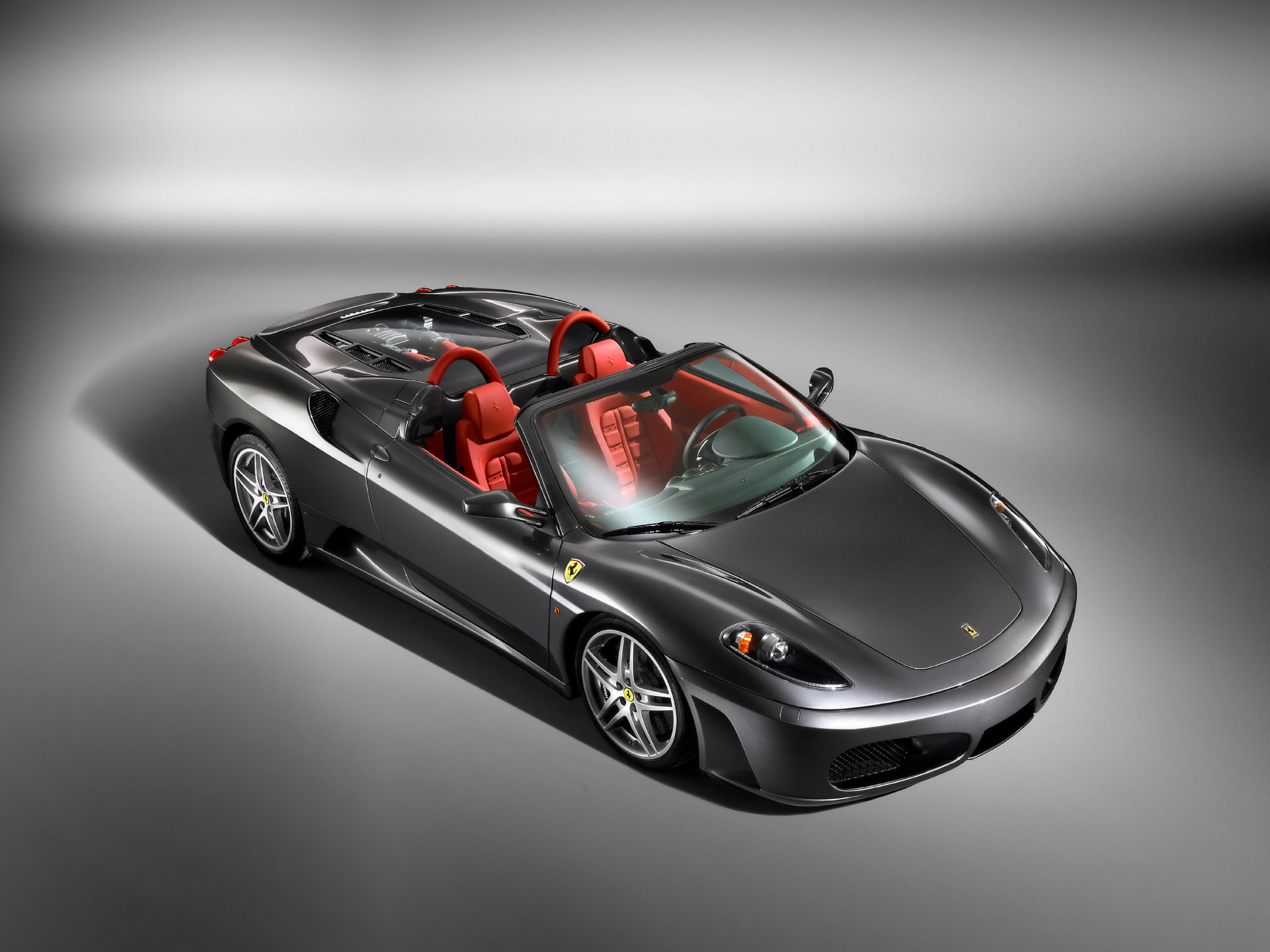 spotted in the wild ferrari f430 spider bercar. Black Bedroom Furniture Sets. Home Design Ideas