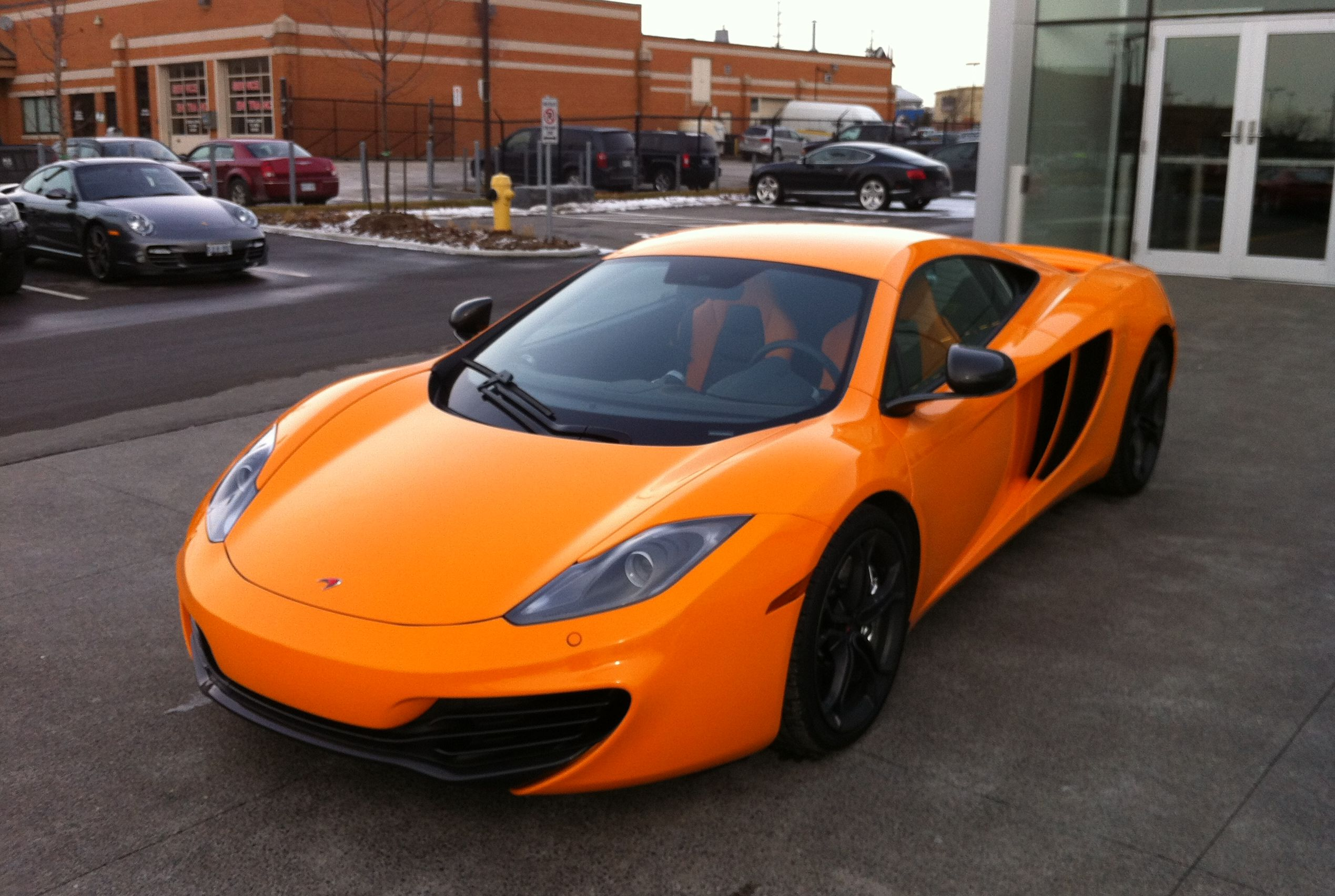 spotted in the wild: mclaren mp4-12c | Übercar