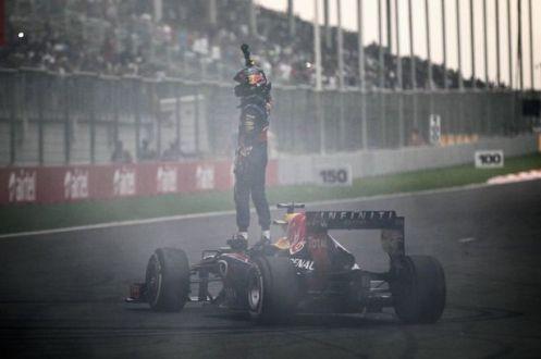 1 - Vettels 4th Title
