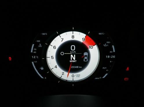 3 - Lexus LFA Tachometer