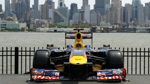 3 - No F1 for New York