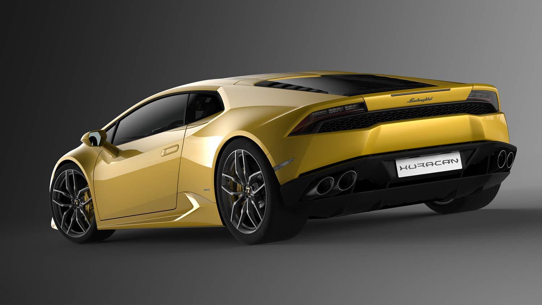 New Metal: Lamborghini Huracan LP610-4